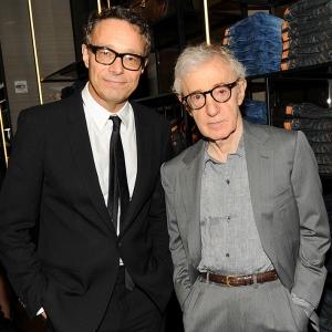 Marco Brambilla et Woody Allen